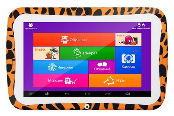 "Планшет Turbo MonsterPad 7"" 8Gb Wi-Fi Orange Turbo: 6 000 рублей"