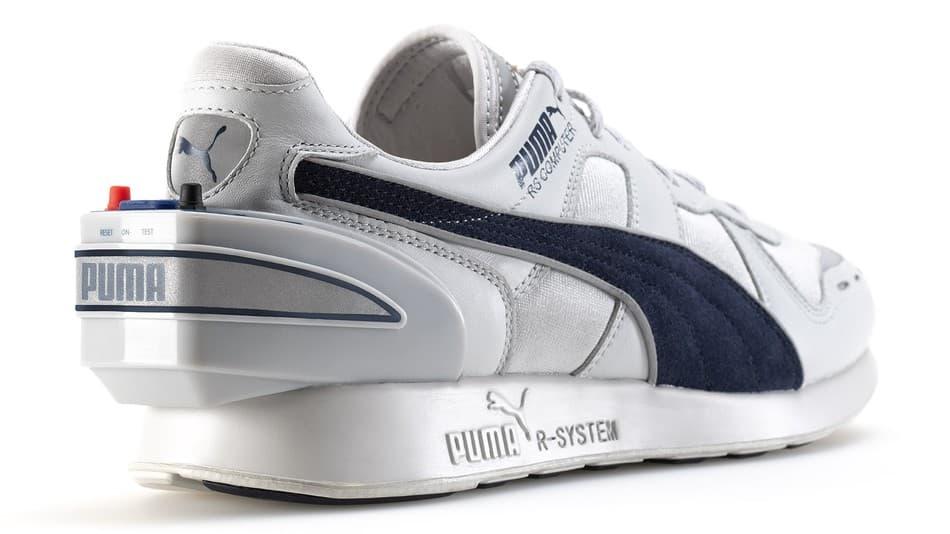Puma выпустила обновленную модель кроссовок RS-Computer 1986 года