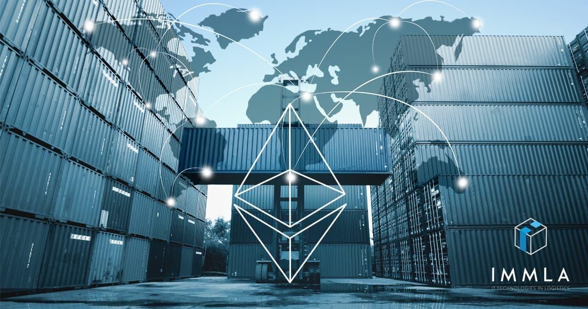 Как видим, технология Multi-Modal Blockchain управляет движением контейнеров и в нашу страну – отправка 40-футиового контейнера пряников из Тульской области в Китай по Севморпути обыденность глобального мира