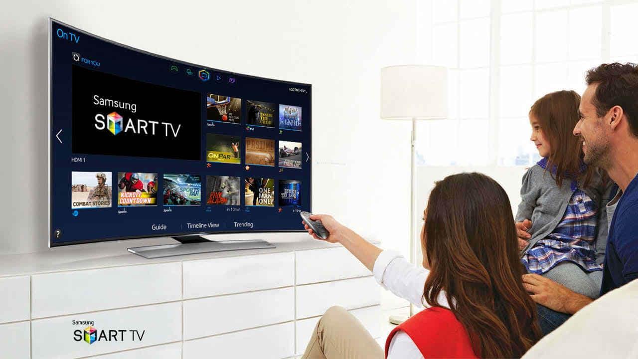 В телевизоры Samsung 2019 будет интегрирован ассистент Google