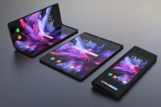 Смартфоны: складные и без отверстий