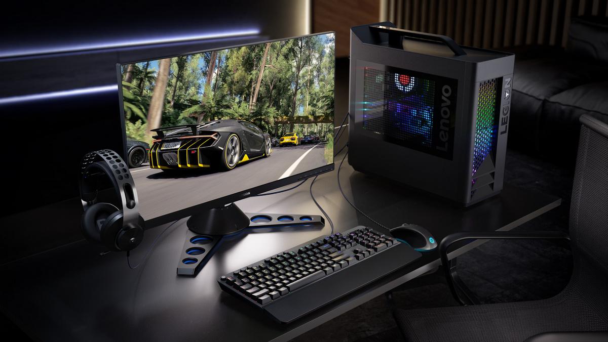 Мониторы Lenovo Legion Y27gq и Y44w: новый взгляд на знакомые сюжеты