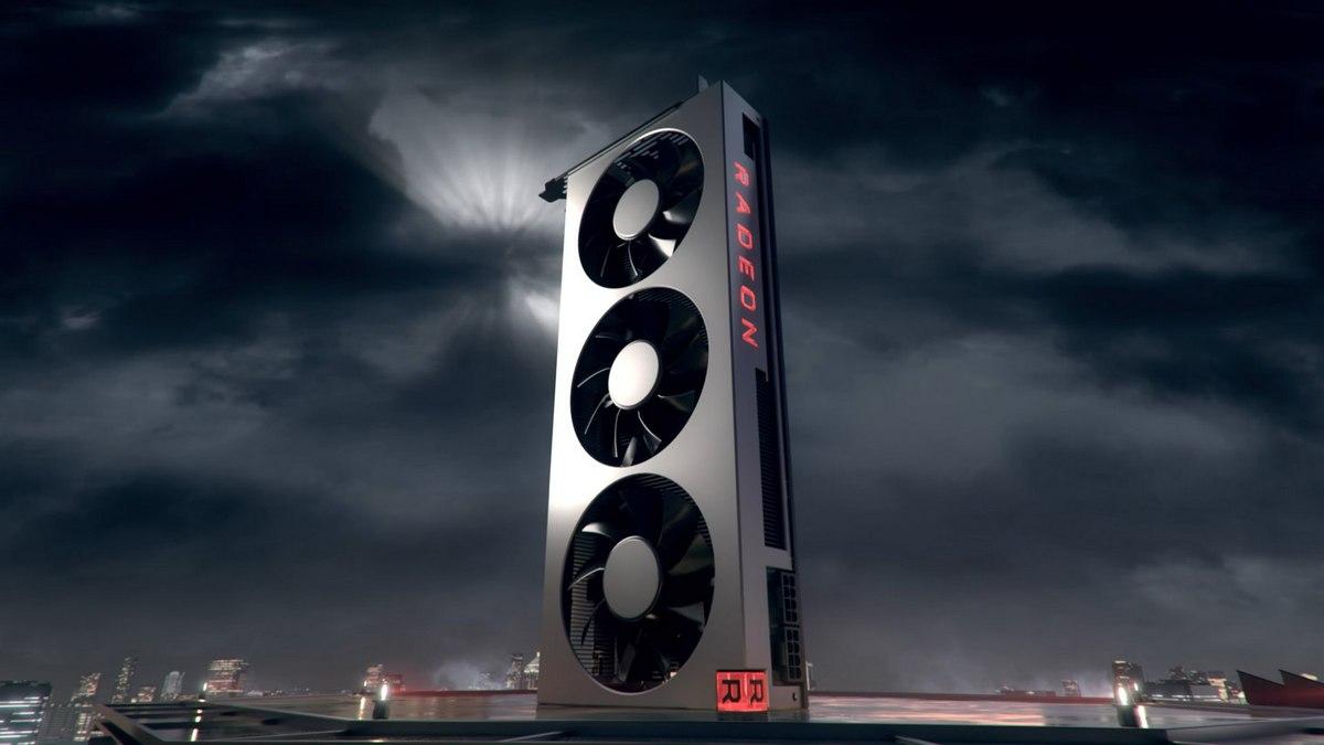 Новый Radeon
