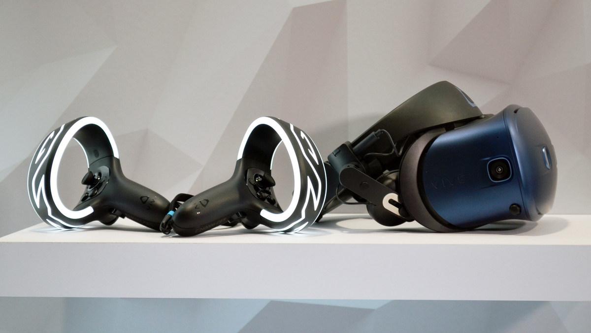 Виртуальная реальность от HTC