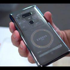 Обзор: HTC Exodus 1 – блокчейн-телефон со встроенным криптокошельком