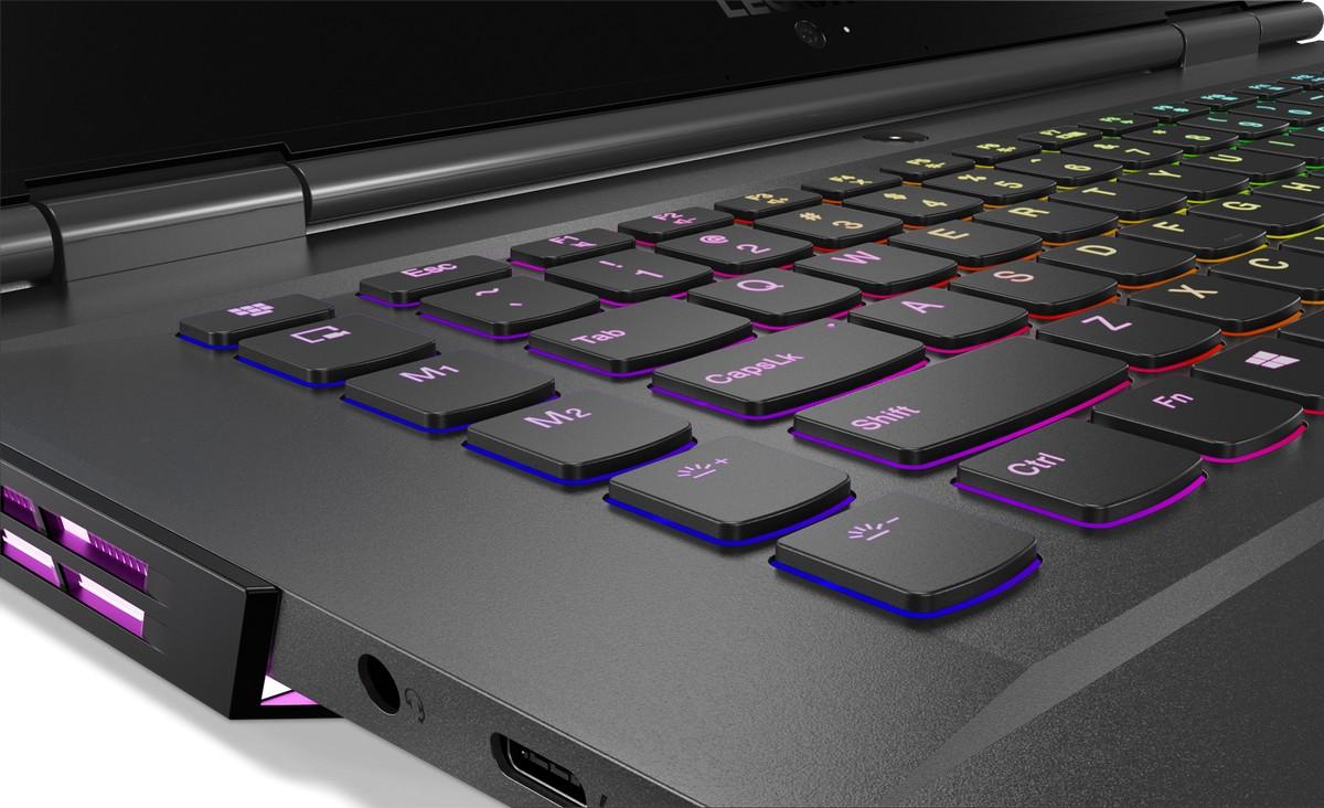 Играй на максимуме с ноутбуками Lenovo Legion Y740 и Y540