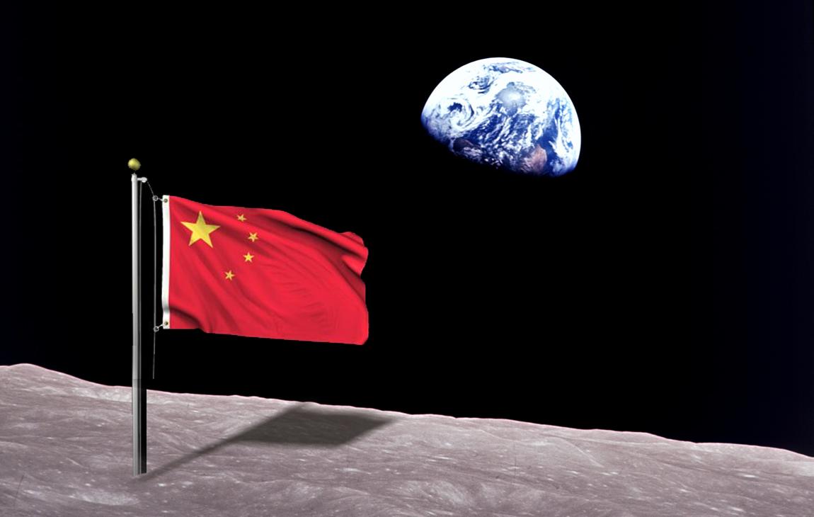 Способна ли посадка китайского ровера на Луну привести к новой космической гонке?