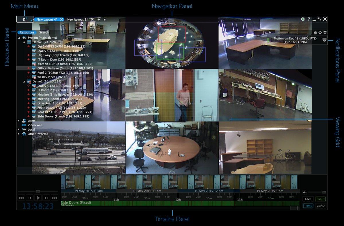 Network Optix. NxWitness / Hanwha. Wisenet Wave