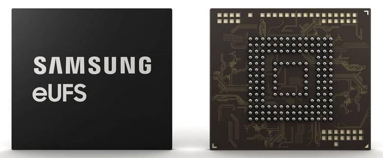 Samsung объявляет начало эпохи терабайтных смартфонов