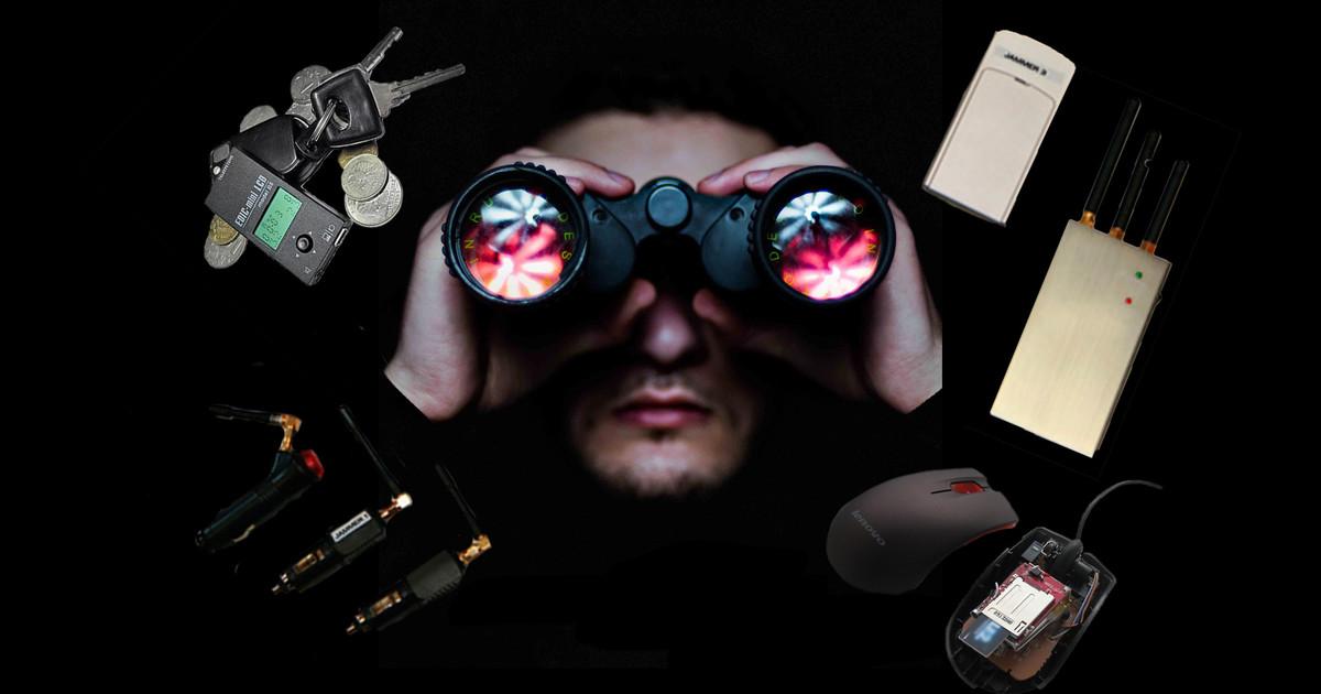 Как обнаружить скрытые камеры и жучки: подробное руководство