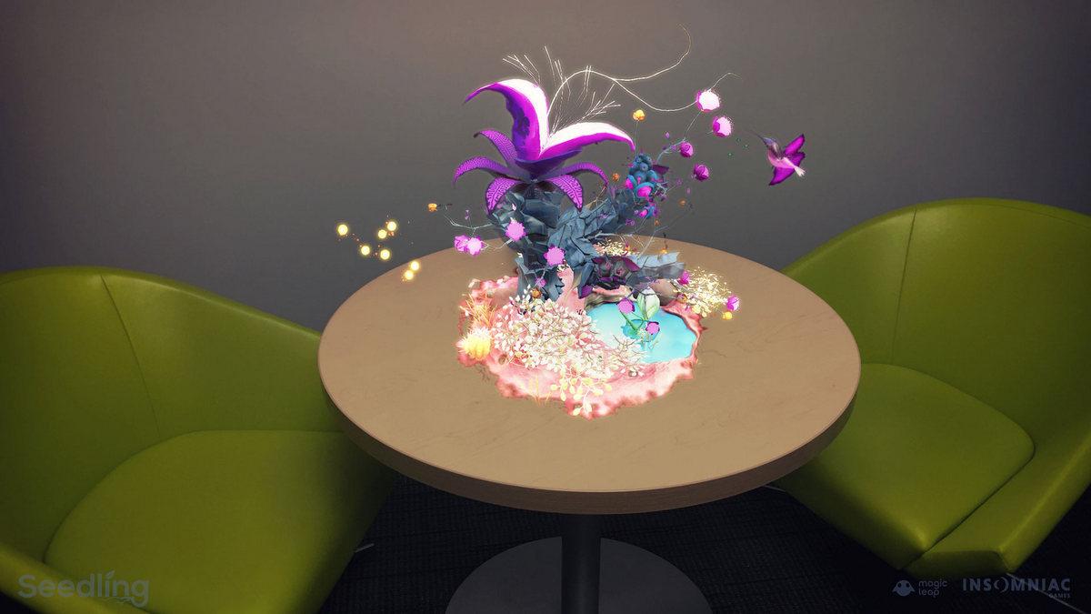 Интересные приложения для Magic Leap