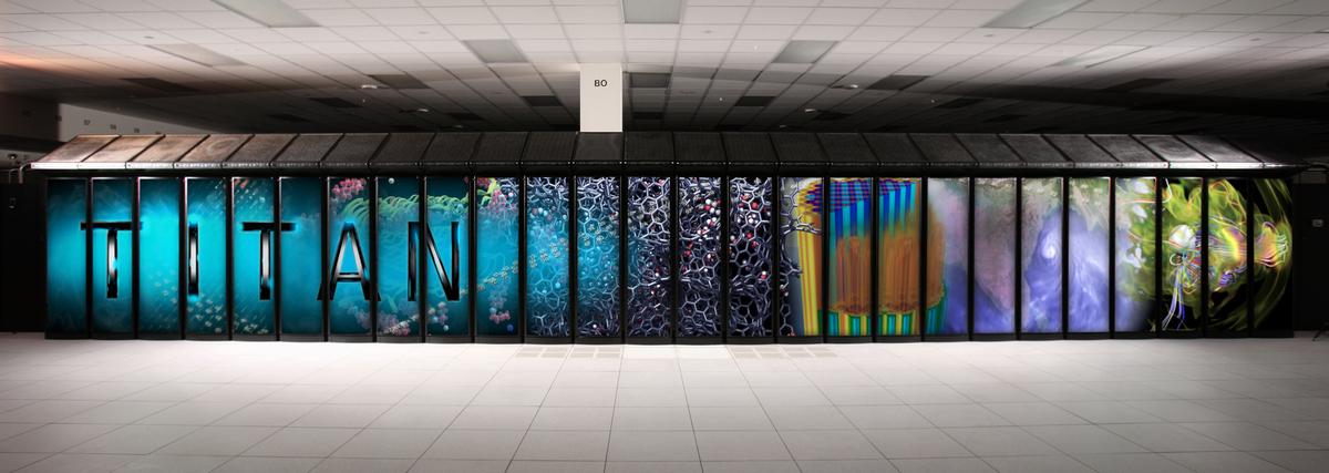 Самые выдающиеся суперкомпьютеры всех времен
