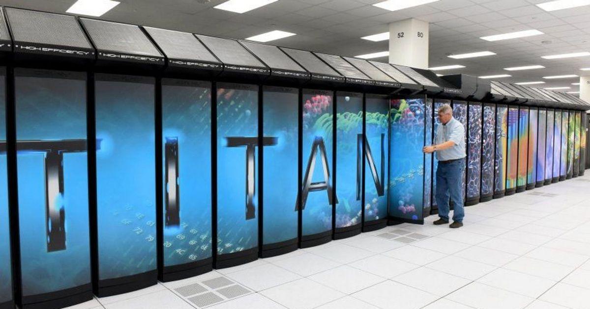 The Titan (OLCF-3)