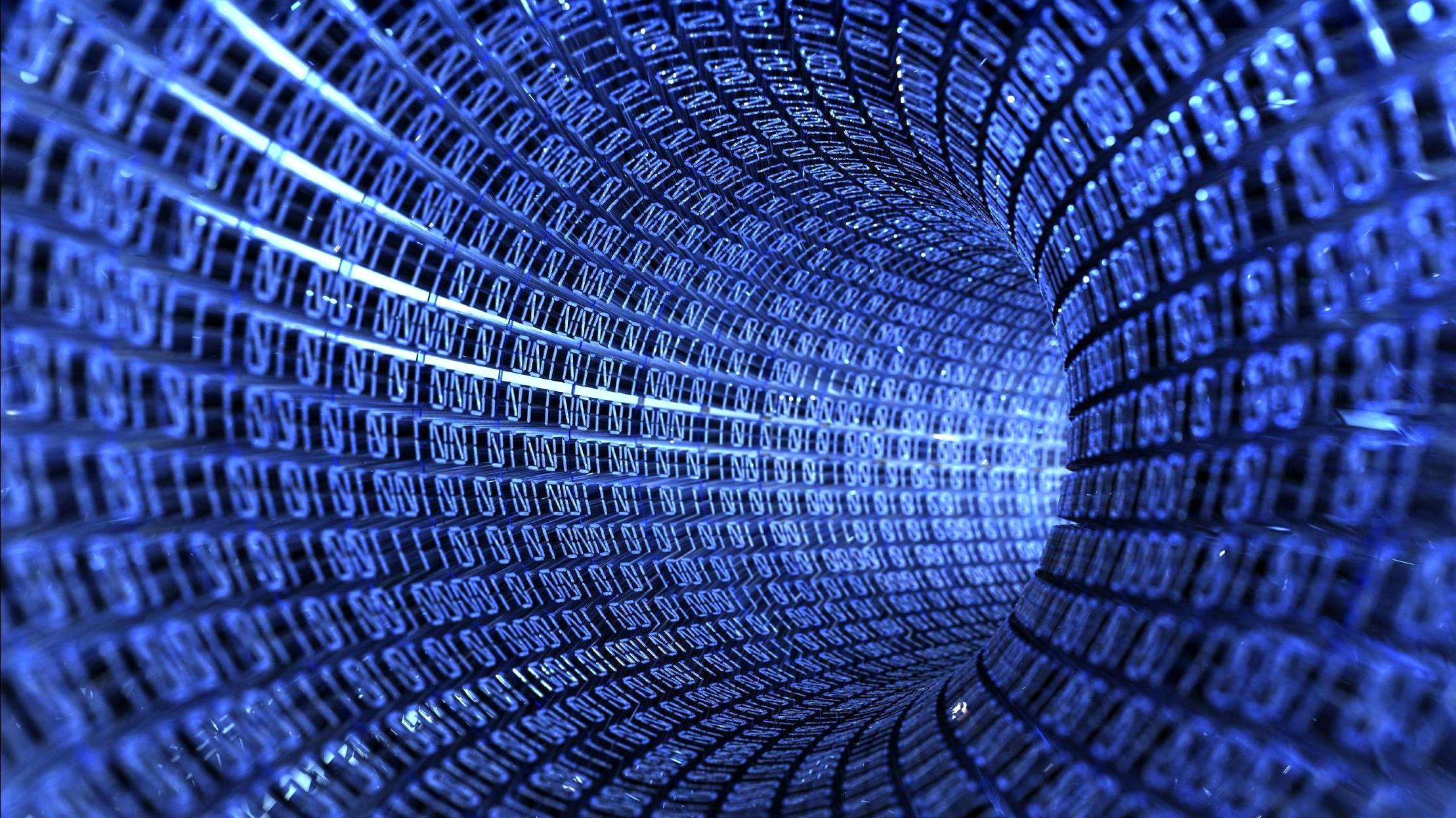 Большие данные в свете геометрических идей столетней давности