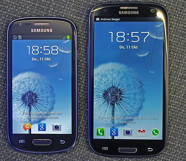 Прорыв Galaxy S3
