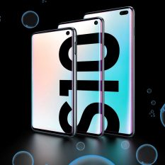 Смартфоны Samsung Galaxy S10 оснащены хранилищем для криптокошельков