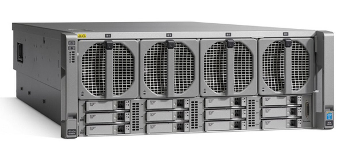 Cisco UCS C-Series Rack Servers