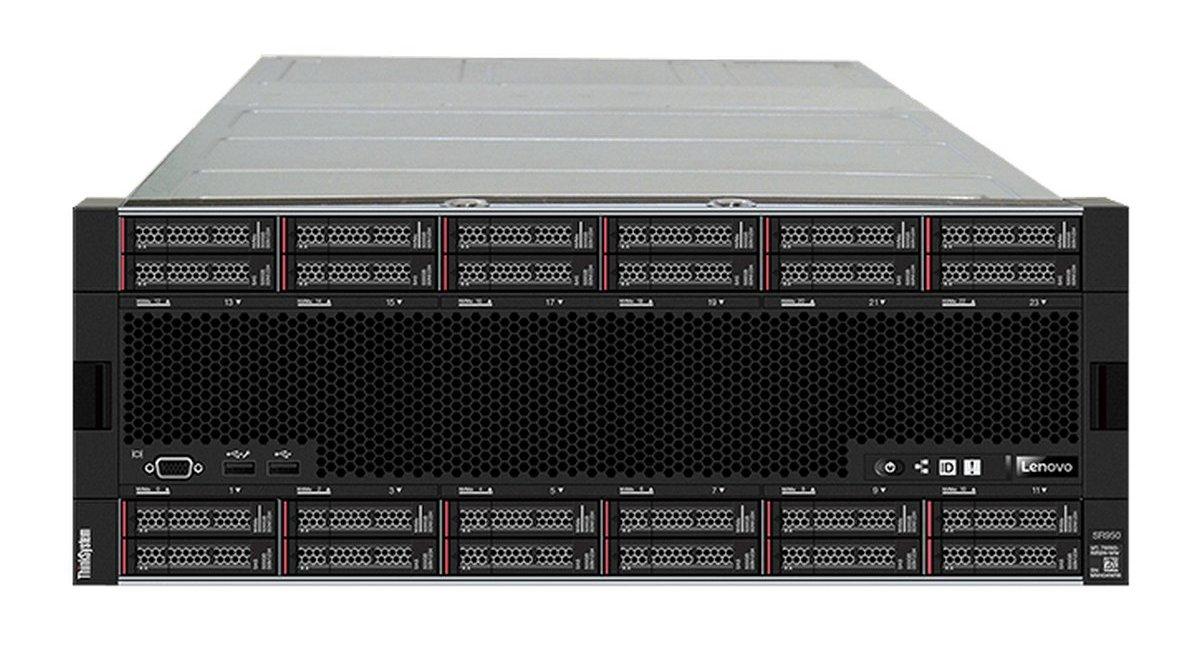 Lenovo Rack Servers