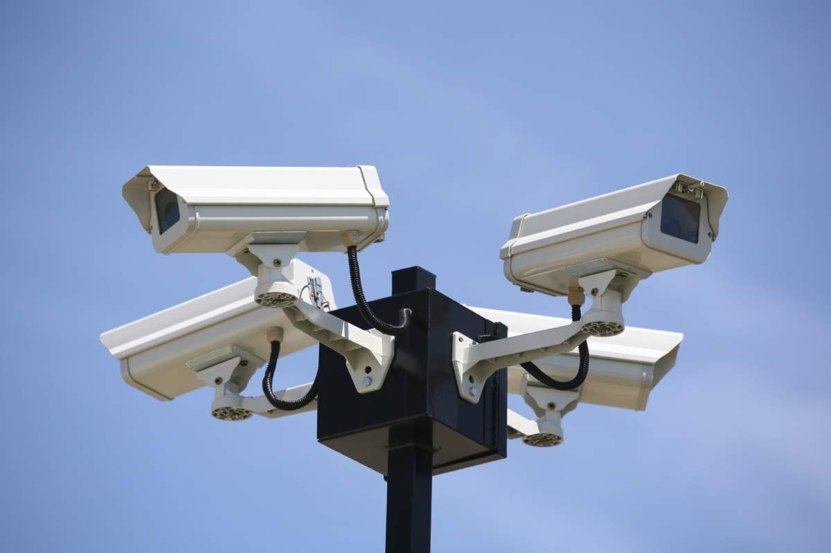 «Ты не пройдешь»: видеокамеры остановят преступников
