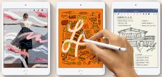 Apple представила новые модели планшетов iPad