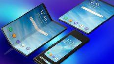 Samsung разрабатывает новые модели гибких смартфонов