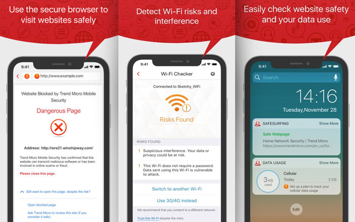 Топ-5 антивирусов-2019 для Iphone