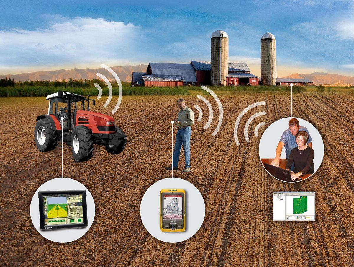 Как современные технологии меняют подход к ведению сельского хозяйства