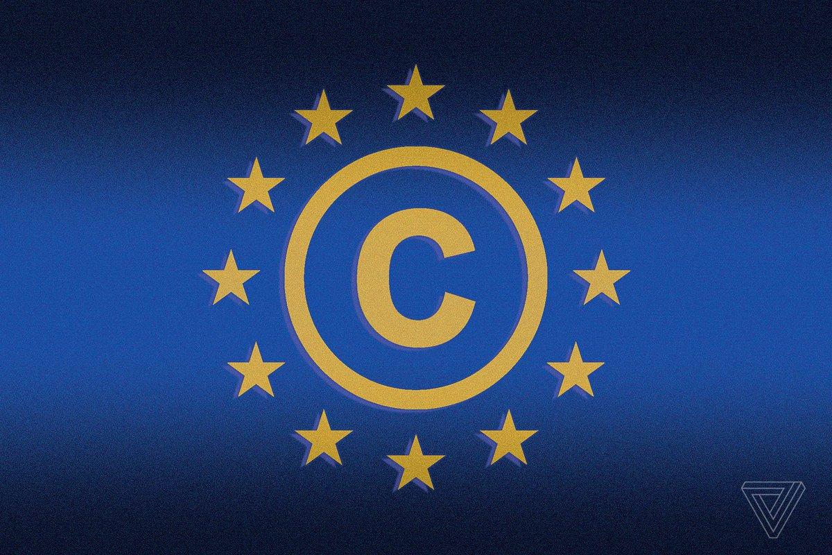 Спорные поправки к закону о копирайте в сети окончательно одобрены в Европе