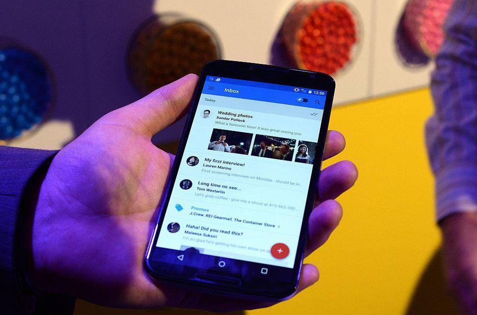Почтовое приложение Google Inbox закроется 2 апреля