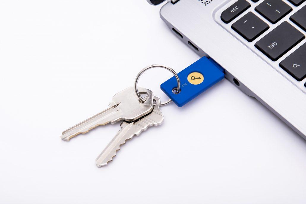 Войти в веб-приложения можно будет без паролей