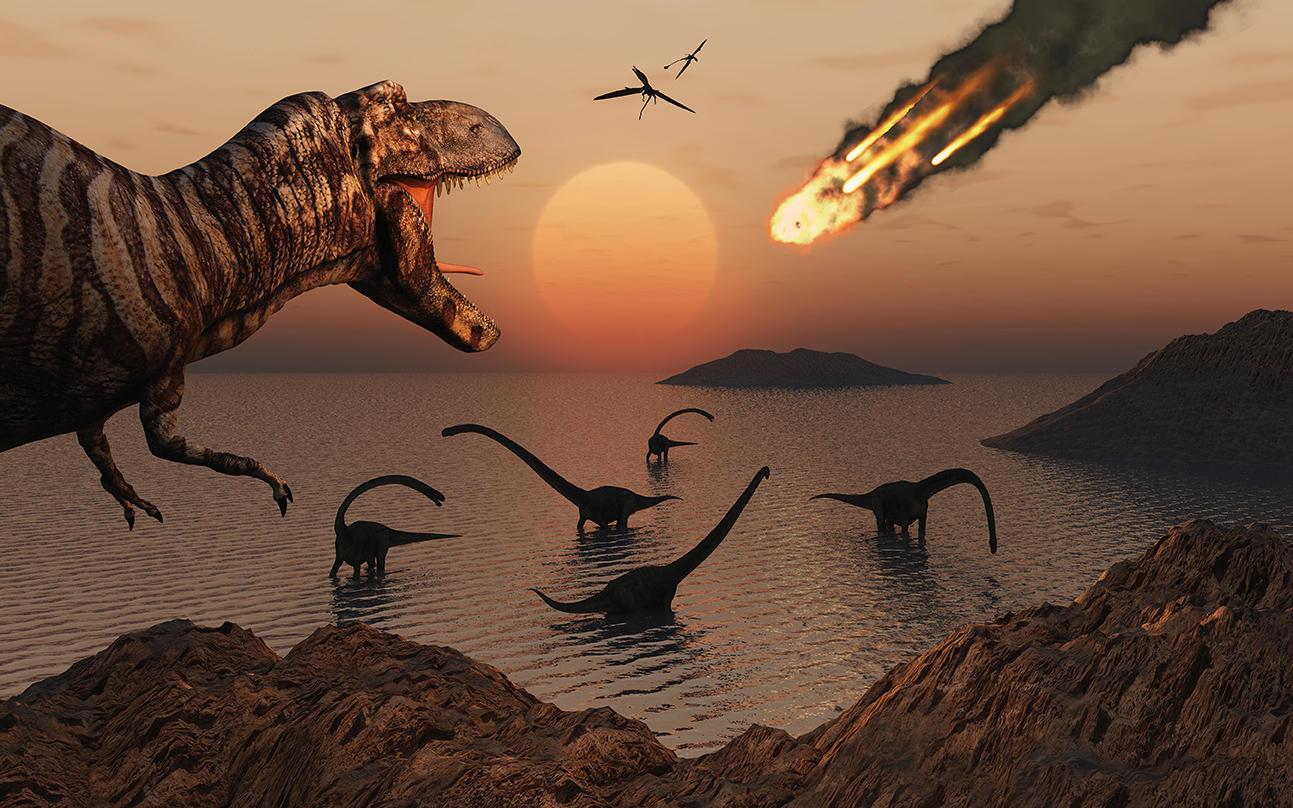 Разрушение глобальных систем привело к вымиранию динозавров – что ждет человека?