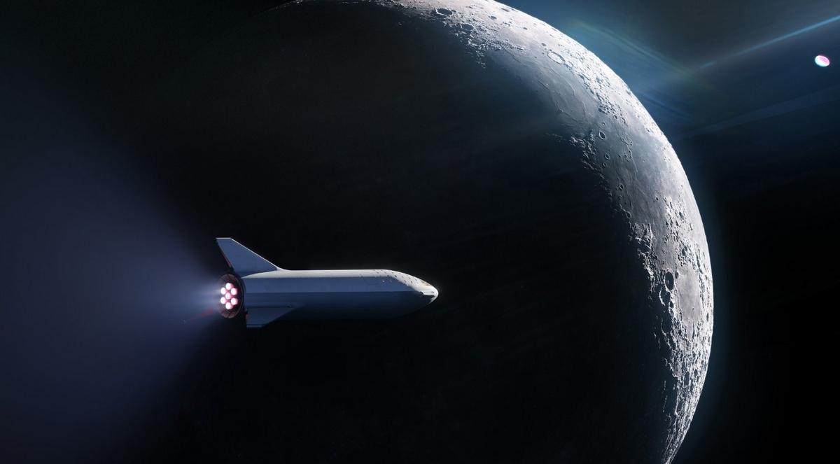 SpaceX может начать тестирование космического корабля Starship на этой неделе