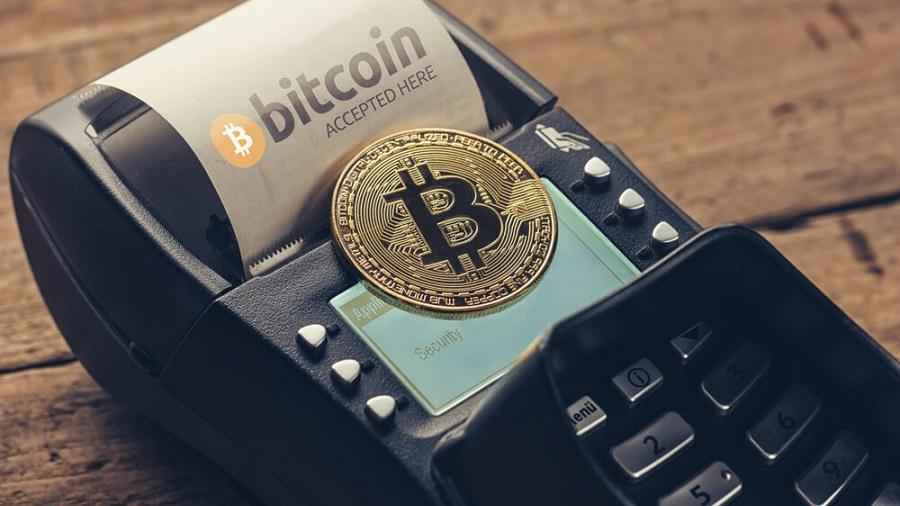 интернет магазин оплата криптовалютой