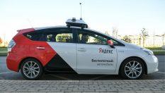 Беспилотный автомобиль в Москве: уже в мае