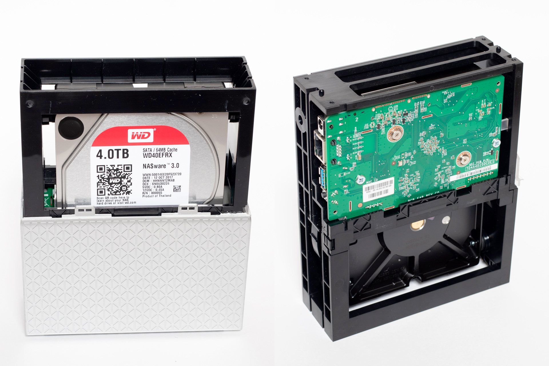 WD Red как основа NAS