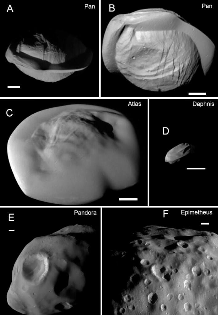 Пельмени помогли понять происхождение колец Сатурна.