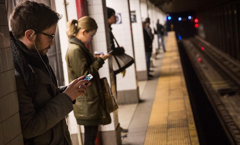 Жизнь в эпоху технологических дистракций