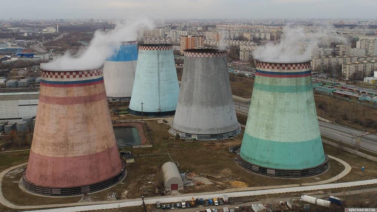Экологически грязное производство