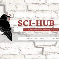 Французским провайдерам приказали заблокировать Sci-Hub и LibGen