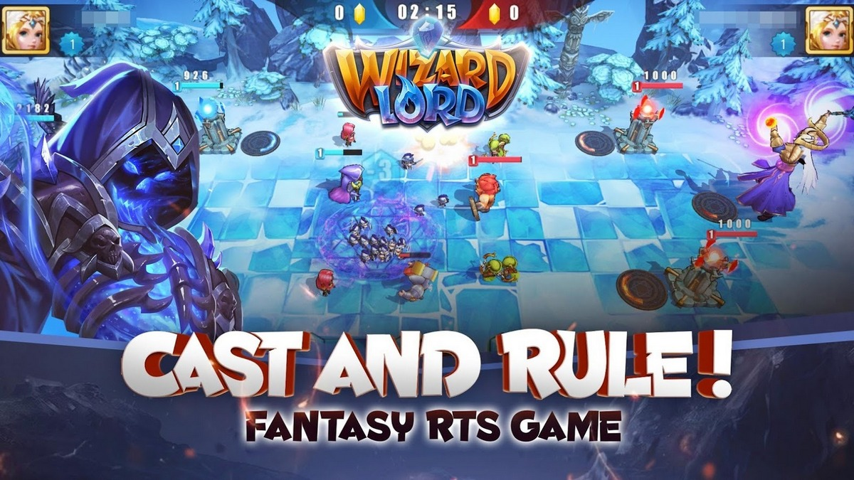 WizardLord: Cast & Rule
