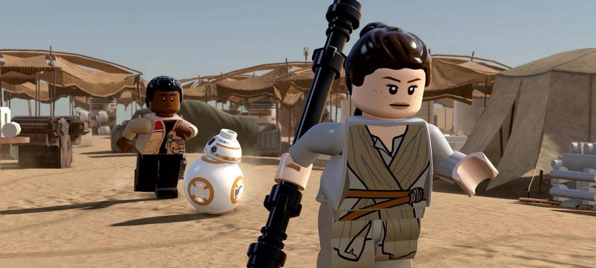 """LEGO-игра по """"Звездным войнам"""""""