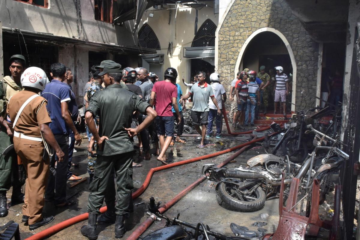 Теракты в Шри-Ланке: блокировка соцсетей может скрыть правду о происходящем