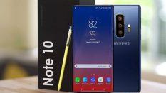 В Samsung Galaxy Note 10 не будет разъема 3,5 мм