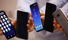 В России насчитывается почти 123 млн. смартфонов