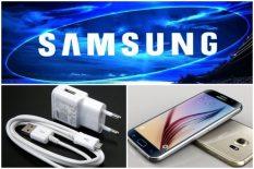 Samsung разработала сверхмощное зарядное устройство