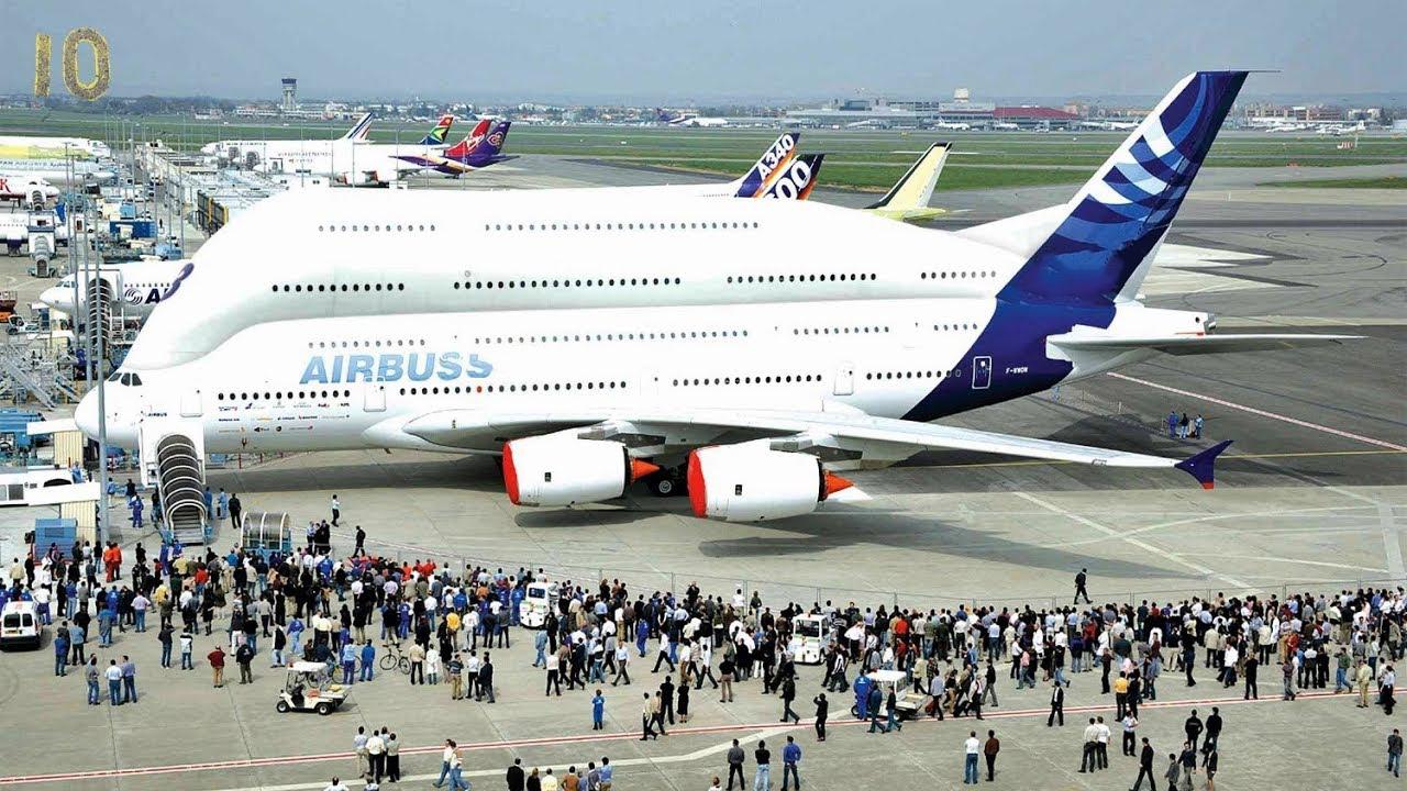 Самые большие воздушные суда XXI века