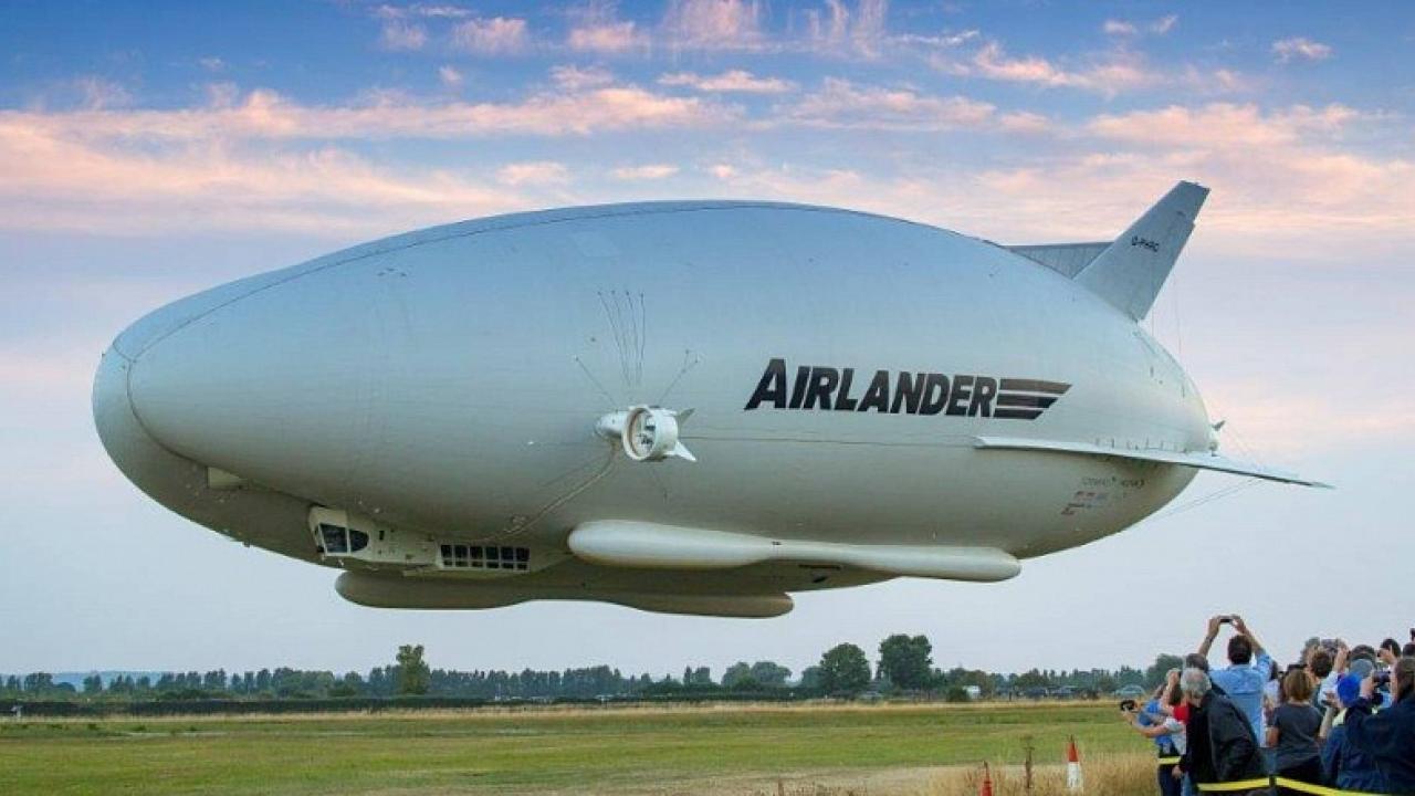 HAV Airlander 10