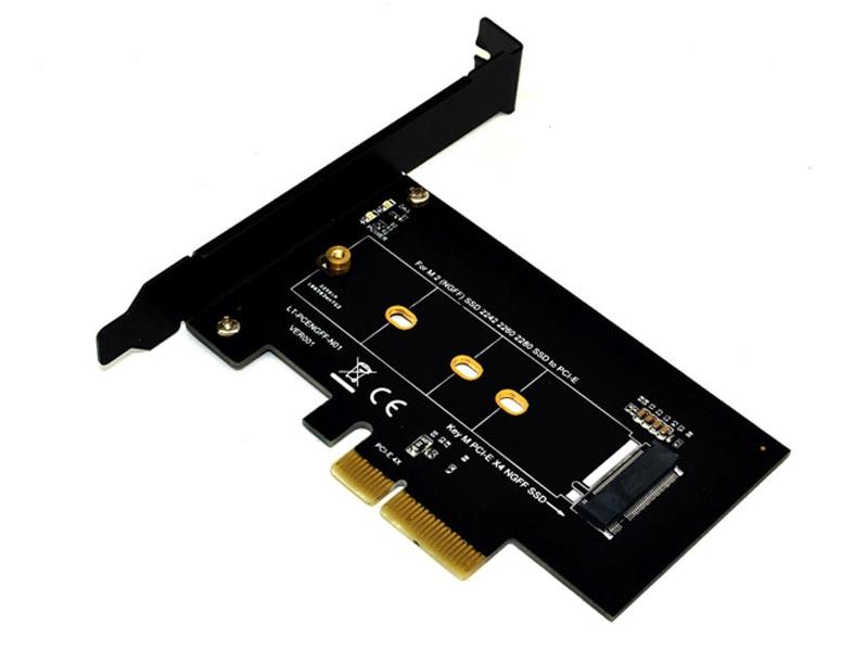 Адаптер M.2 – PCI-E x4