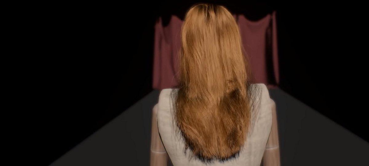 будущее рендеринга волос