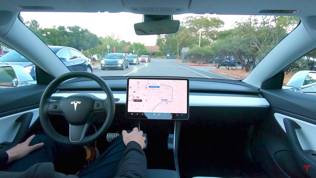 Парадокс Tesla – Зачем понадобился собственный чип для автопилота?